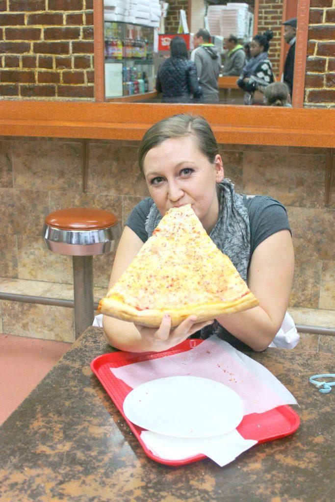 Day four of eating Koronet Pizza