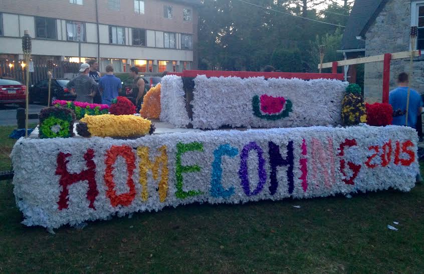 These Were The Best Penn State Homecoming Floats