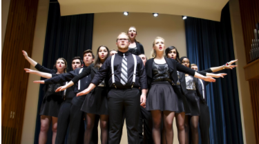 Collegiate a capella is nothing like Pitch Perfect, so stop