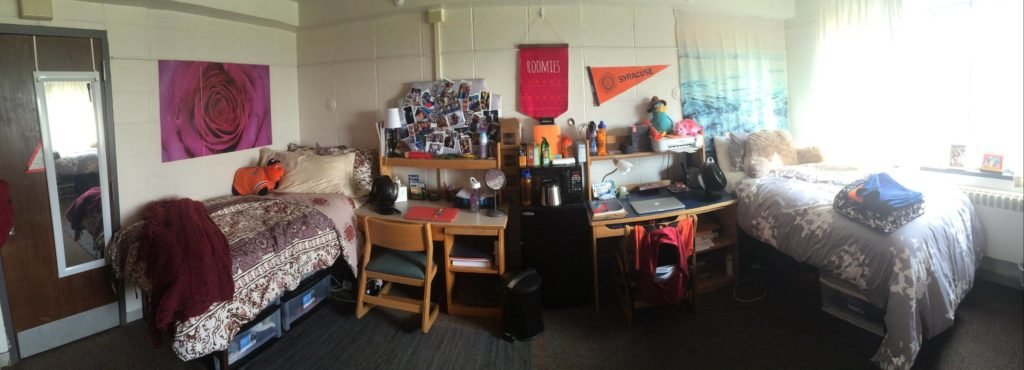 Dorm Rooms Bad