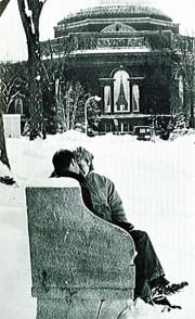 the kissing bench myth debunked