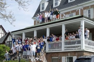 We asked sorority girls what frat they think they'd be in
