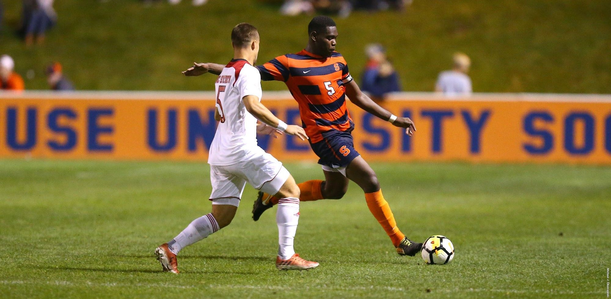 syracuse university soccer stars and their professional doppelgängers