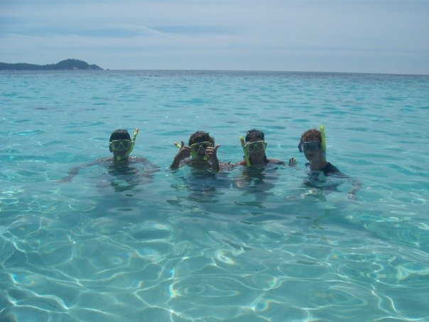 koh tao and diving