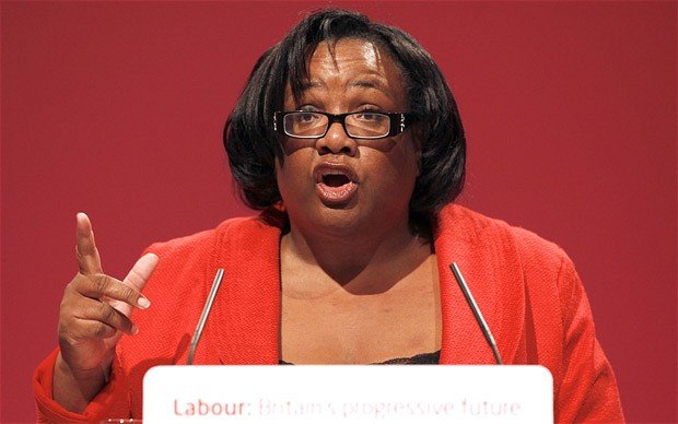 Hypocrite ... Diane Abbott opposes student fees but charges over £1,700 for a 50 minute speech...