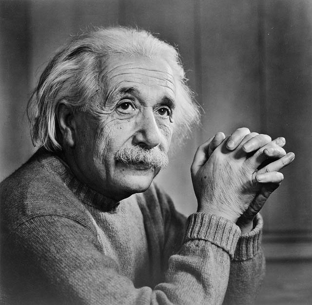 Fuelling the debate over whether Einstein was religious for the foreseeable future...