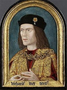 Richard III: never did find his horse