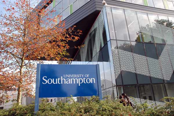 Southampton will accept students through clearing this year...