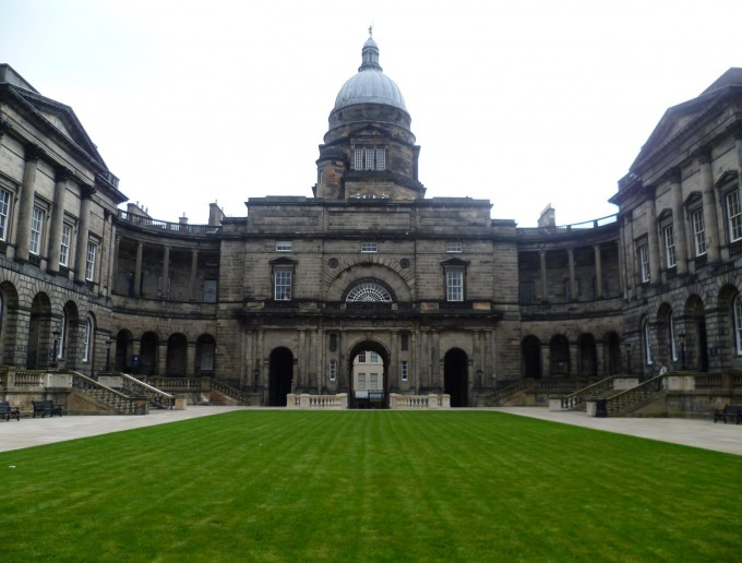 Fair deal: Edinburgh Uni has promised to change its ways