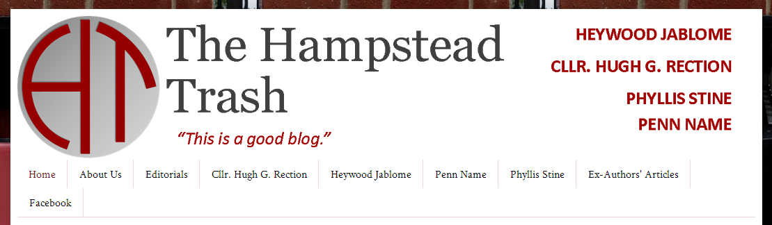 """""""Mad writings"""": The Hampstead Trash blog at the centre of the scandal"""