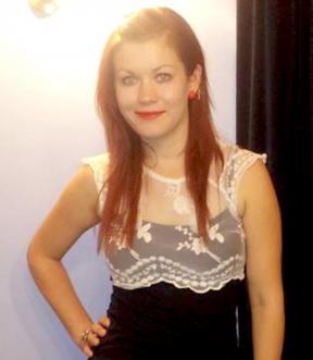 Hull student Megan Thomason