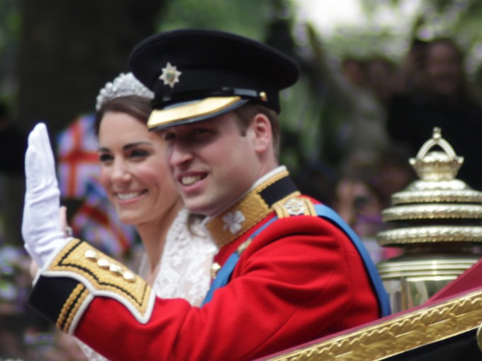 Happy: Wills and Kate chose going steady over a FWB deal