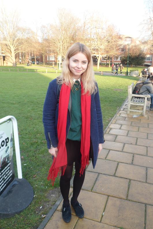 Helena Mardon, 2nd Year, Law and American Studies, Sussex