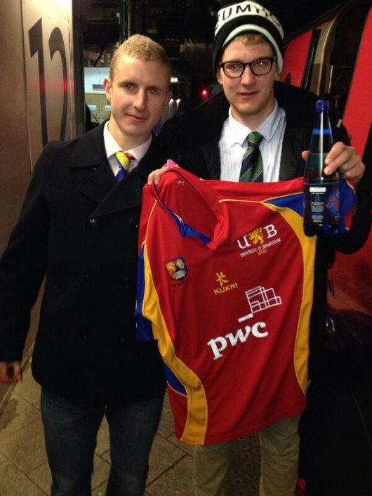 Banno swaps stash with UOBHC club captain Will Selfe