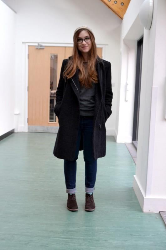Emilia, 3rd year, Nottingham