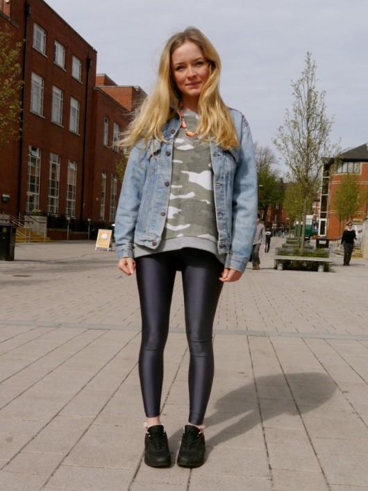 English Student, Leeds