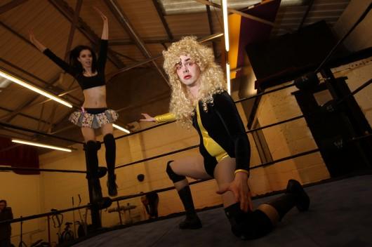 Leeds grad becomes drag queen wrestler