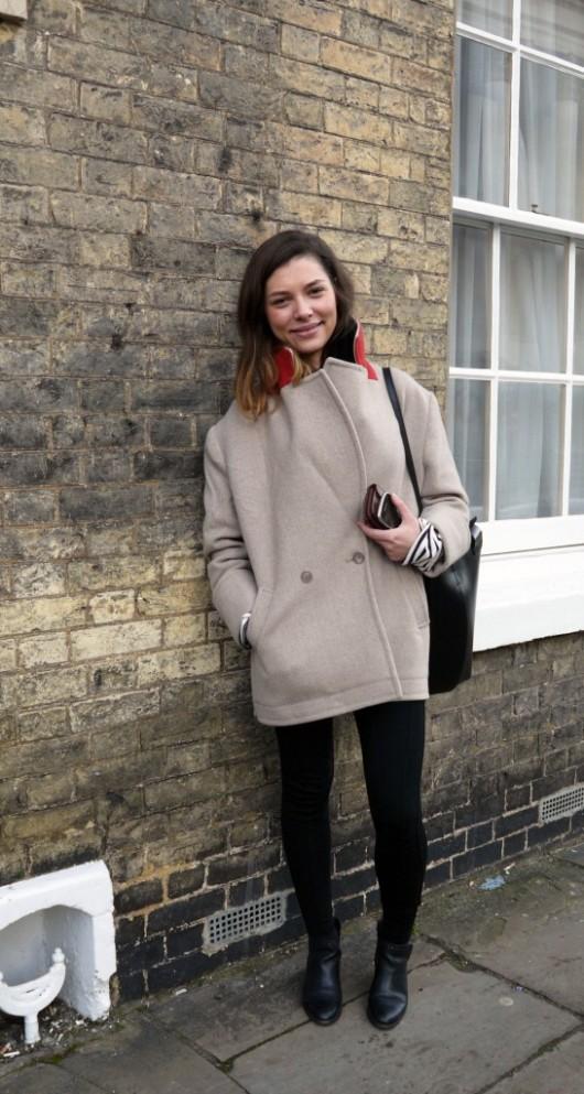 Victoria Gramm – 3rd year art historian, Girton, Cambridge