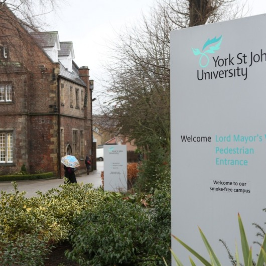 Megan is a student at York St John university