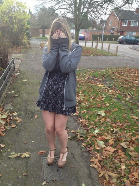 Gives you a more casual and comfy walk of shame