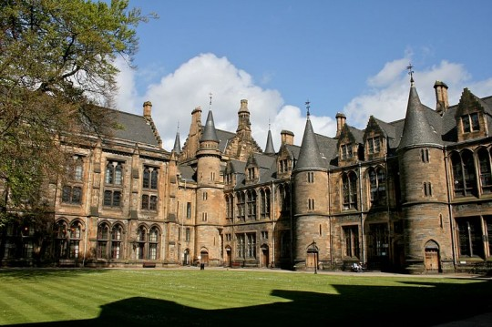 A new dawn for the University of Glasgow?