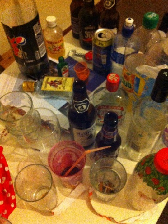 Massive pre-drinks could be a thing of the past now Palcohol is coming