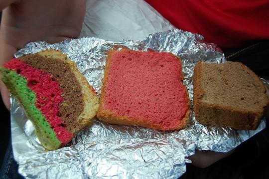 Space cake anyone?