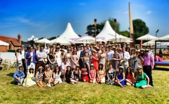 Our summer company day out to Henley Regatta