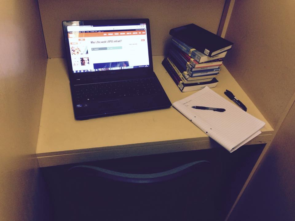 Not a work-conducive environment