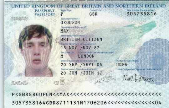 passport pic