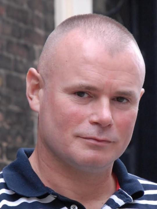 Masculinity guru? Mark Simpson