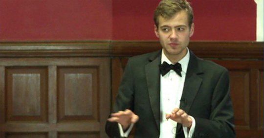 Sullivan has had a testing year as Oxford Union President