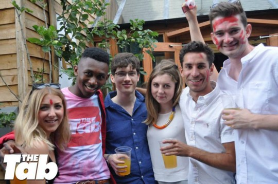 Summer Party 2014 - Tab Student News Site