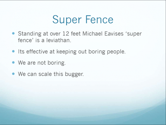 superfenceslide