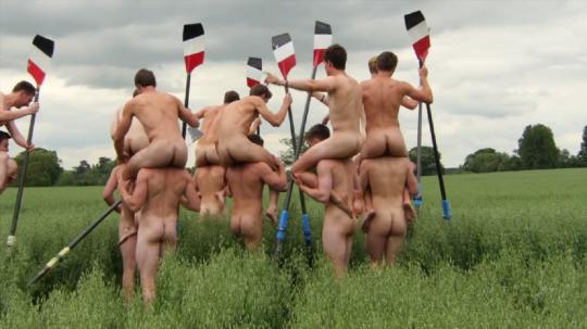 Naked rowers Warwick 3