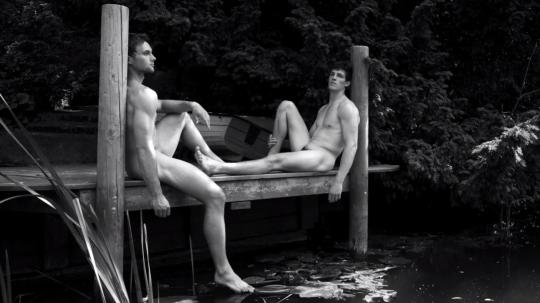 Warwick rowers naked 6