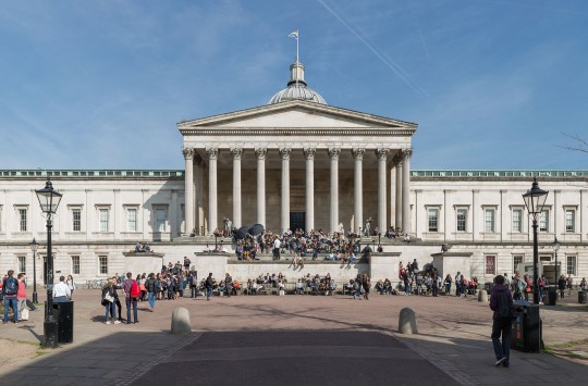 UCL's student Conservative society is the oldest in the UK...