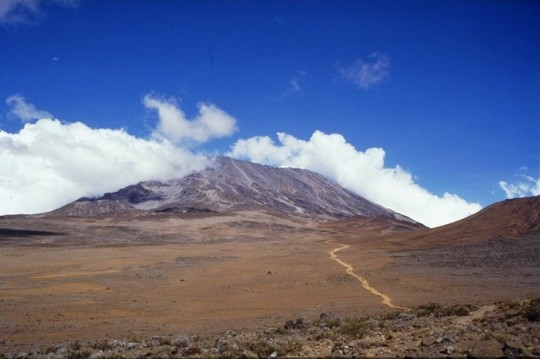 Kilimanjaro is a popular destination for student travellers