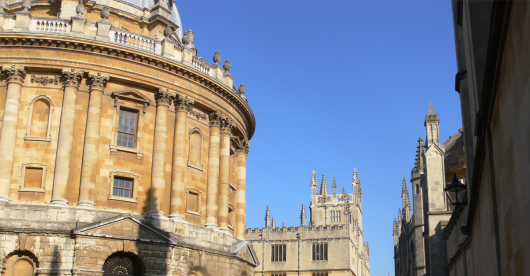Oxford is the most private school uni in the Russell Group