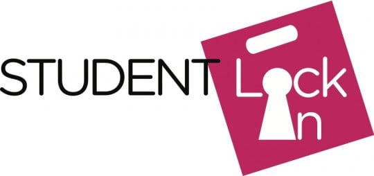 student lock in logo