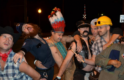 Birmingham SU barred students from entering a club because they were dressed as the Village People