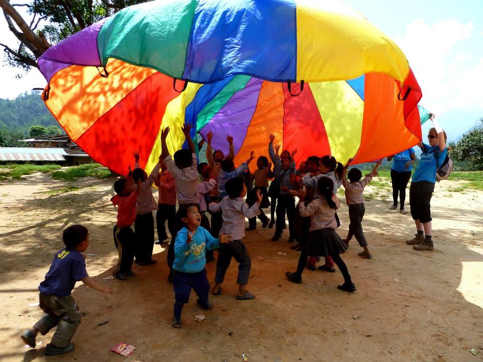 BB Np parachute