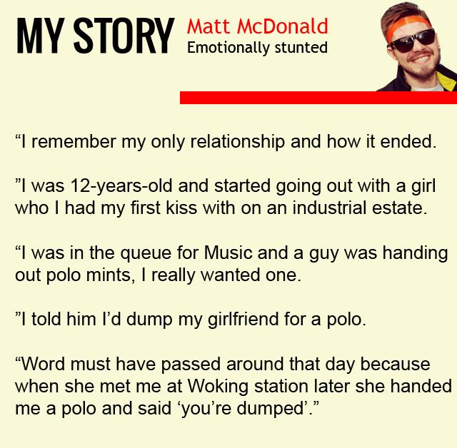Matt story