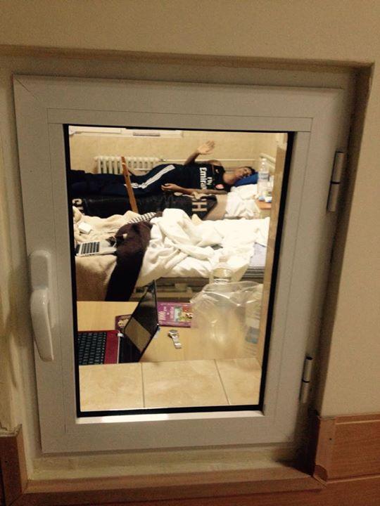 CJ Quarantined