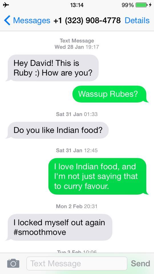 David text 1