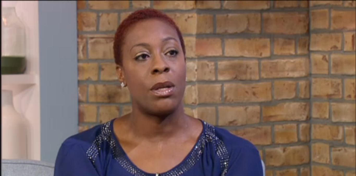 Folami Prehaye appeared on ITV's This Morning to talk about revenge porn