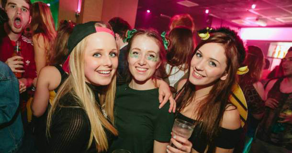 Best nightclubs in aberdeen