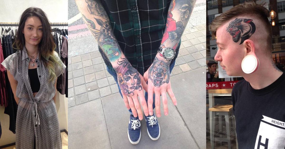 What Does Your Tattoo Say About You