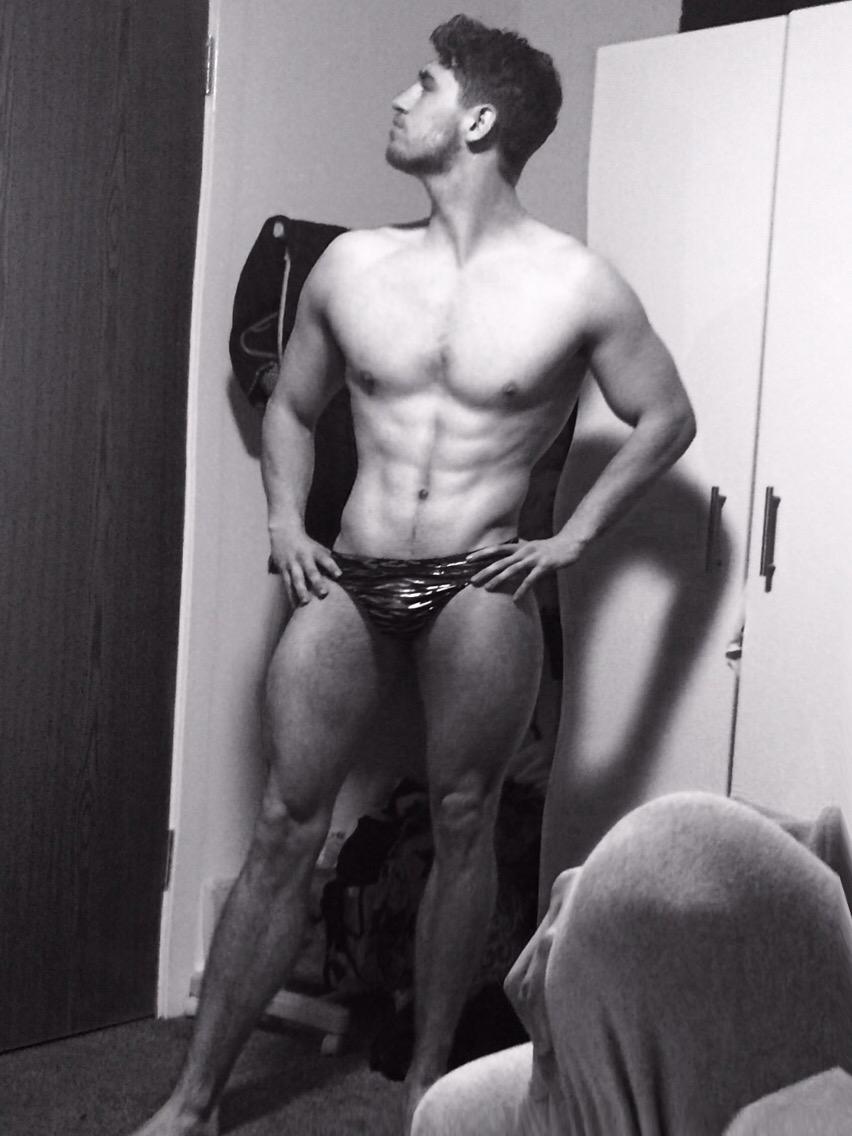 Biceps, triceps, wonky cupboards