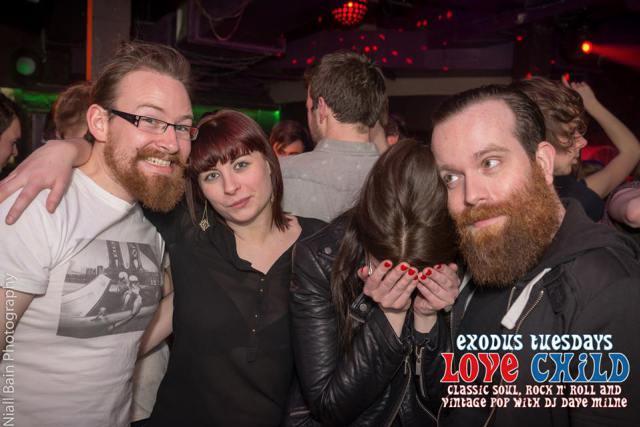 Exodus, Aberdeen